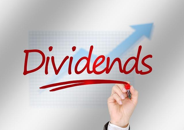 zdanění dividend