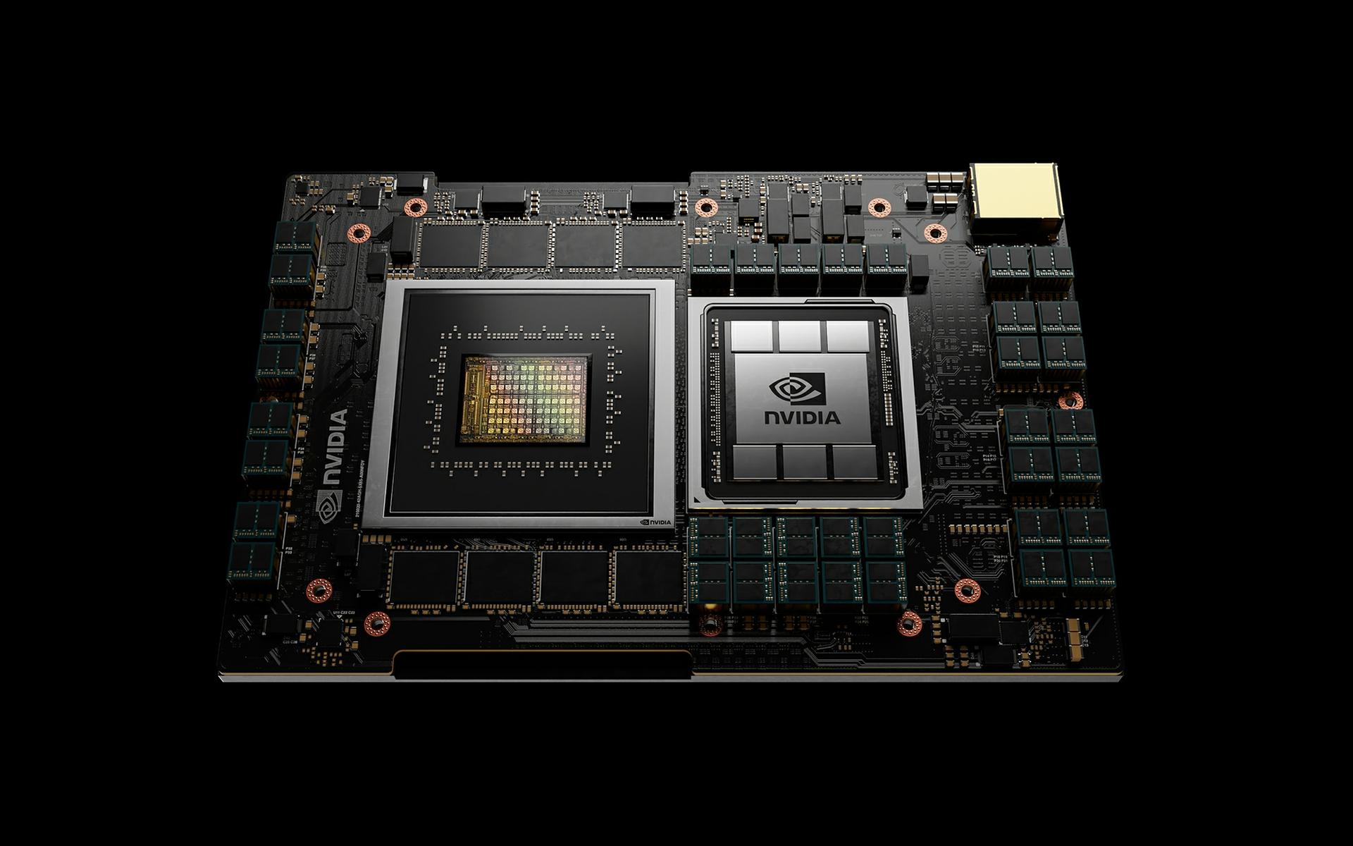 NVIDIA a PC čipy