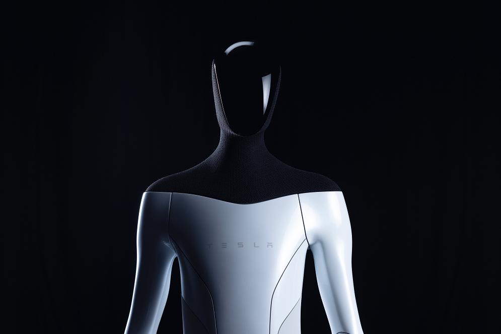 Tesla AI robot