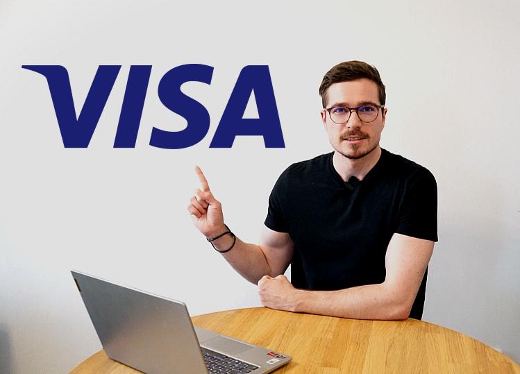Visa akcie tradecz