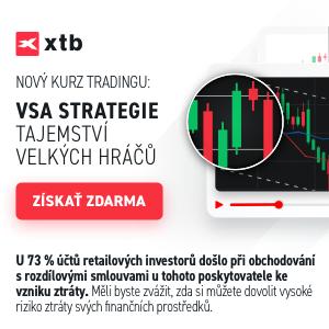 XTB akcie