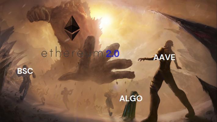 Algorand vs. Ethereum