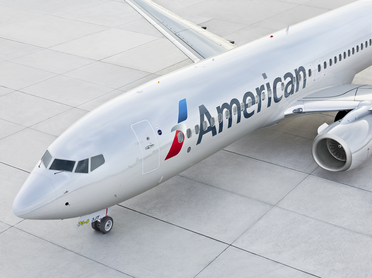 American Airlines analýza