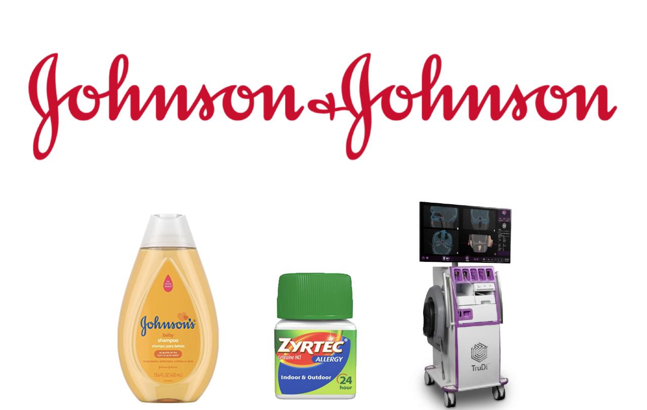 Johnson & Johnson analýza