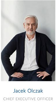 CEO PMI Olczak
