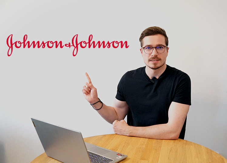 akcie Johnson a Johnson